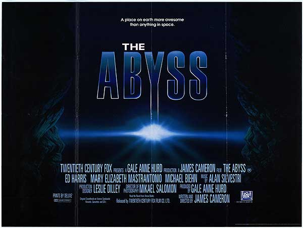 The Abyss Movie Breathing Liquid