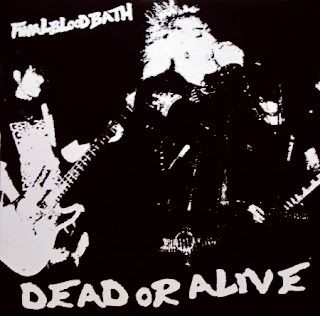 Discharge - Final Blood Bath