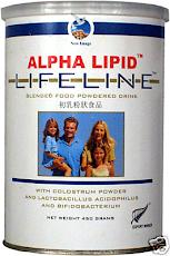 Alpha Lipid Life Line - Kesihatan paling utama...