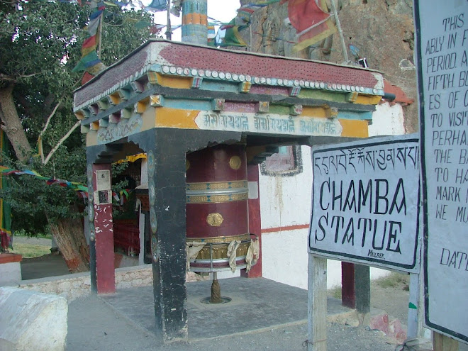 Buddist temple at Mulbech