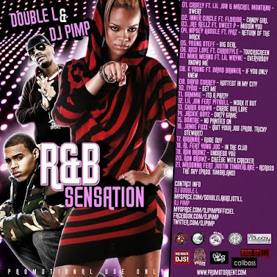 [The Fleet Djs] New Post : DOUBLE L & DJ PIMP – RNB SENSATION