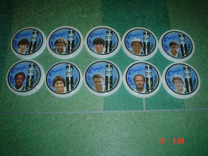 Grêmio 1983 - Campeão Mundial