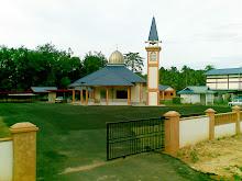 Masjid Baru Sanggang - Comel