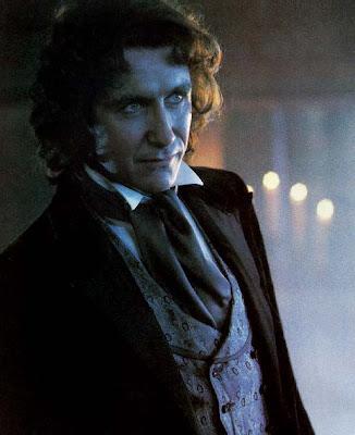 The eighth Doctor (Paul McGann)