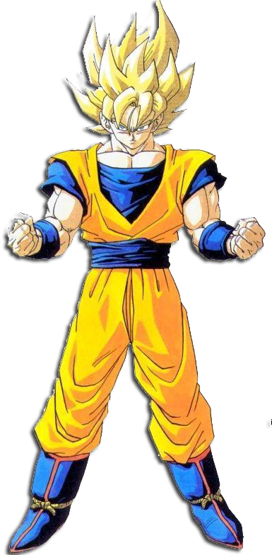 dragon ball z super saiyan 2 goku