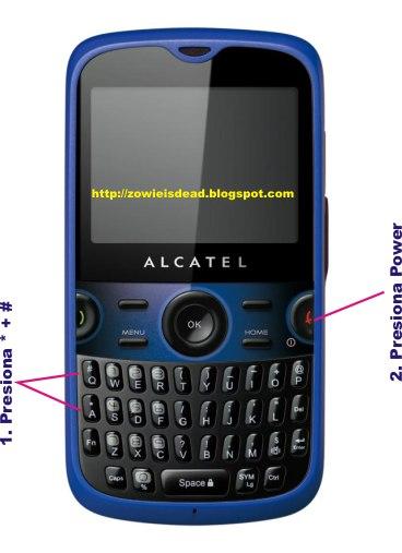 desbloquear alcatel ot800 gratis! OT-800