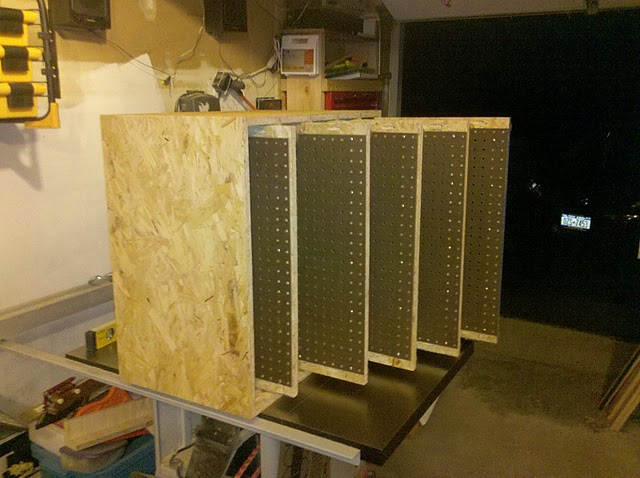 Knowing That The Solution Was To Have All Of The Drawers Slide Out From The  Front, I Began To Hatch My Own Idea For A Slide Out Cabinet.