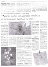 Entrevistas e Publicaes