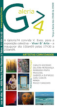 Exposição Galeria 74 - Porto