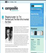 Compositio Wordpress Theme Download