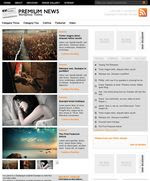 Premium News Theme from WooThemes