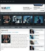Scarlett Wordpress Theme