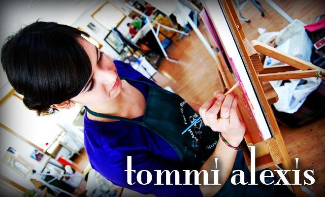 Tommi Alexis