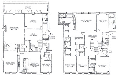 The Real Estalker A Little New York City Floor Plan Porn