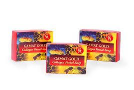 GAMAT GOLD FACIAL SOAP - RM19.90