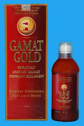 GAMAT GOLD - RM118.00
