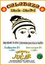 Unipersonal Payaso Calabaza