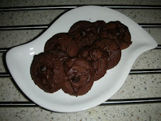 Home Made Choc Chip Cookies