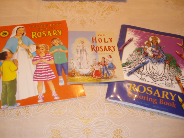 how to say the rosary for kids