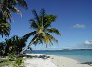 White Sands in Siargao Island