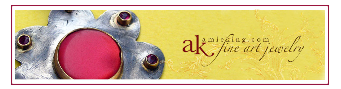 Amie King Fine Art Jewelry
