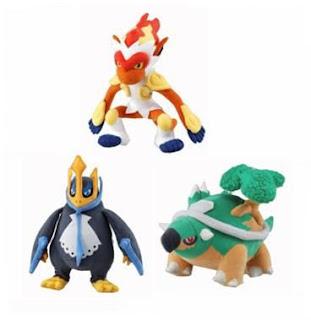 Que pokemon inicial preferiste Pokemon%2BPlush%2BTorterra%2BInfernape%2BEmpoleon