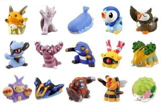 Pokemon Kids Attacks Learned DP Bandai