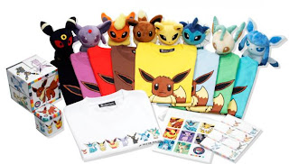 Eevee Collection PokemonJP