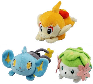 Pokemon Relax Pose Plush 2