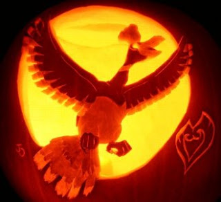 Pokemon Pumpkin Ho_Oh
