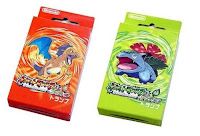 Pokemon Playing Cards FRLG Nintendo