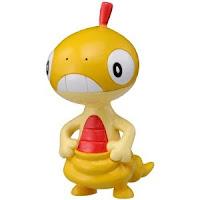 Pokemon Figure TomyMC Zurrugu Tomy