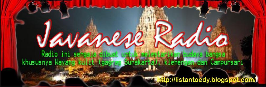 Javanese Radio
