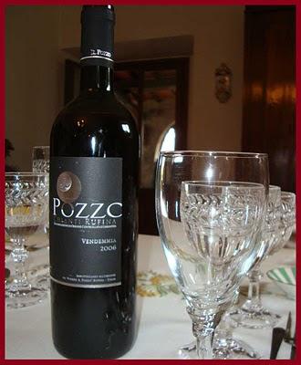 bottiglia vino podere il pozzzo