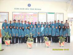 Staf Dewan Guru SMPN 2 Telaga
