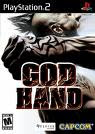 In God Hand you punch people so hard your fist comes out of the game and onto the cover art.