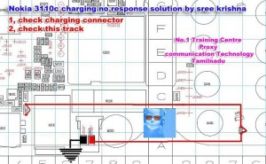 3110c, 3110c Charging Problem, 3110c Charging solutions, 3110c Charging Ways, 3110c Not Charging, NOKIA