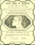 Poster From the Early Days