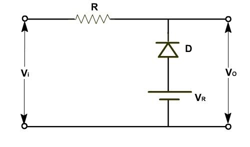 electronics  clipper circuit