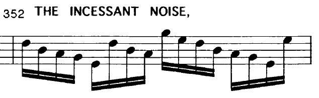 The Incessant Noise