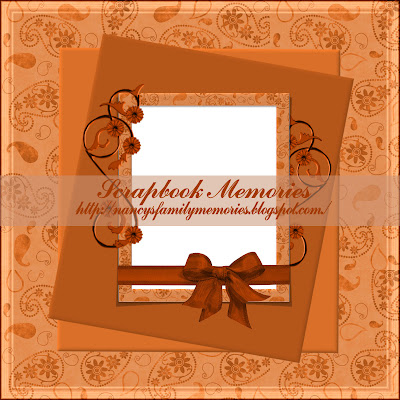 http://nancysmemoriesandscraps.blogspot.com/2009/10/orange-flower-quick-page.html