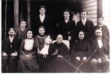 Grandma O'Neil's mom's family: Taylor Family