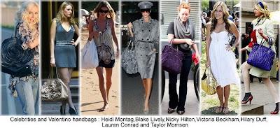 Trendy Celebrity Handbags 2011