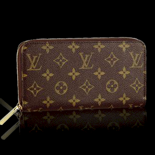 Louis Vuitton Zippy Wallet (monogram)