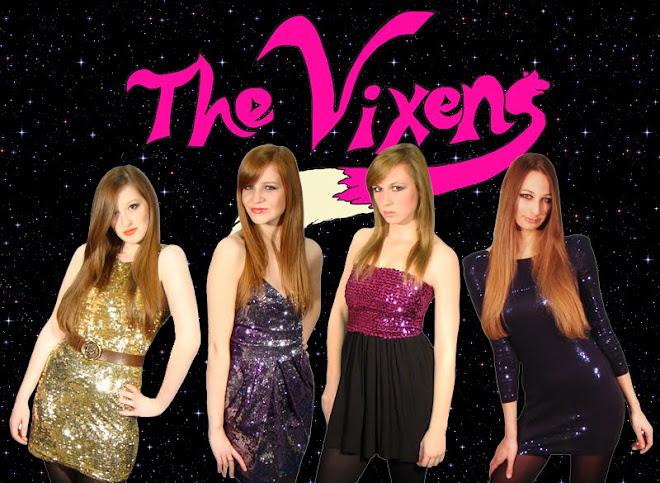 The Vixens Myspace (Click Image)