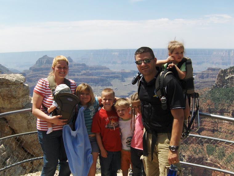 Tolman's at the Grand Canyon