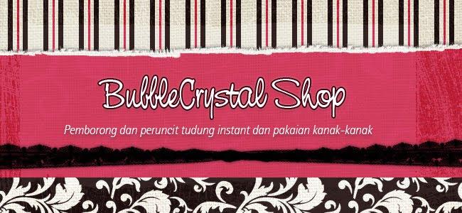 Bubble Crystal Shop