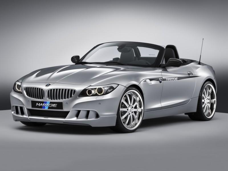 2010 Hartge BMW Z4 Silver Aerodynamic Kits
