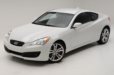 New Hyundai Genesis Coupe 2.0T R-Spec 2010