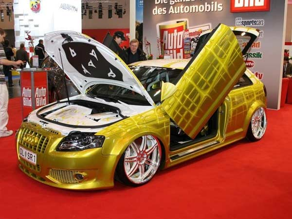 This Year's Must-Have Accessories for Your Modified Car